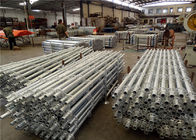 Hot Dip Galvanizing Ringlock Scaffolding System Building Temporary Scaffolding